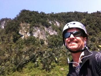 selfie in Vietnam