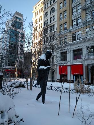 NYC blizzard 2016