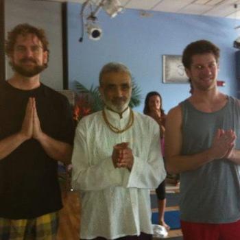 Dharma Mittra Yoga Birthday
