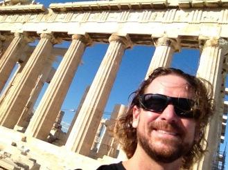 Pythagorean Design - The Parthenon, Greece