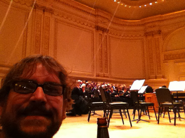 Handel's Messiah, Carnegie Hall, New Yor