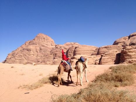 Lawrence of Arabia setting, Jordan